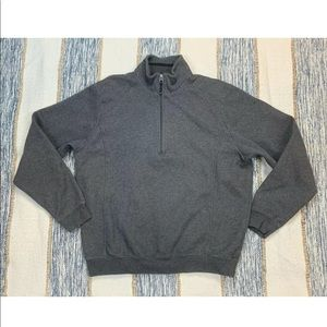 CUTTER & BUCK 1/4 Zip Pull-Over Sweatshirt XL